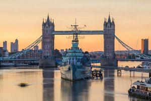 Главный порт Великобритании